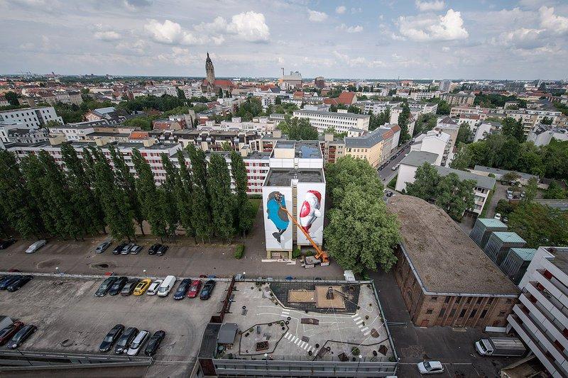 ONE WALL by Nevercrew / Berlin, Germany