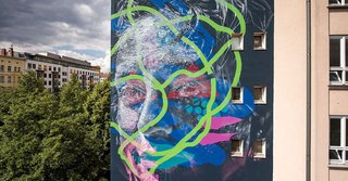 ONE WALL by Askew One / Berlin, Germany