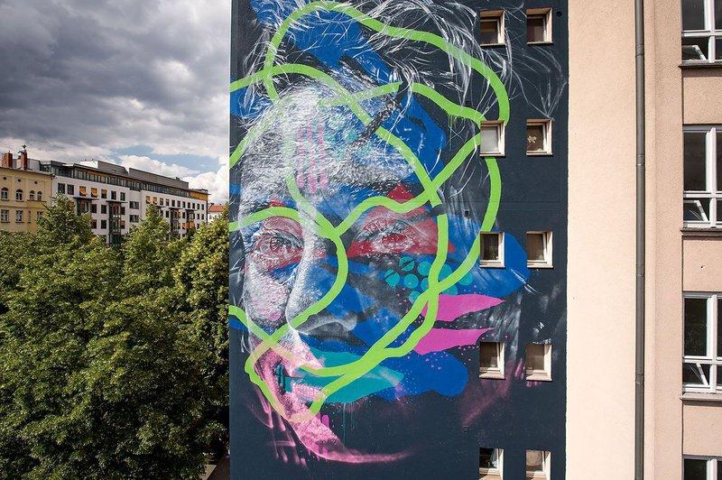 ONE WALL by Askew One / Berlin, Germany