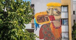 ONE WALL by Nunca / Berlin, Germany
