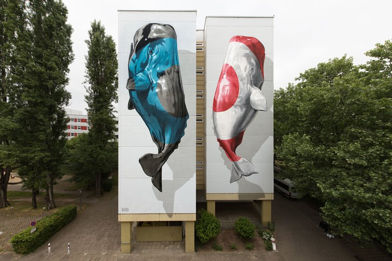 ONE WALL by Nevercrew / Berlin, Germany