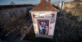 ONE WALL by Innerfields / Berlin, Germany