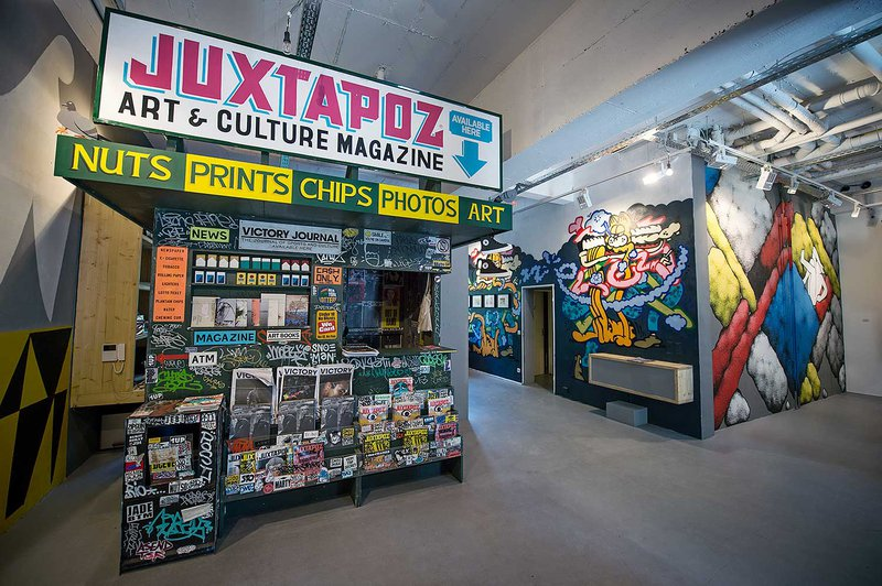 PROJECT M/12 - Curated by Juxtapoz Magazine