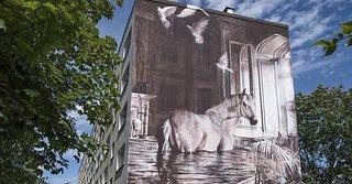 ONE WALL by Ricky Lee Gordon / Berlin, Germany