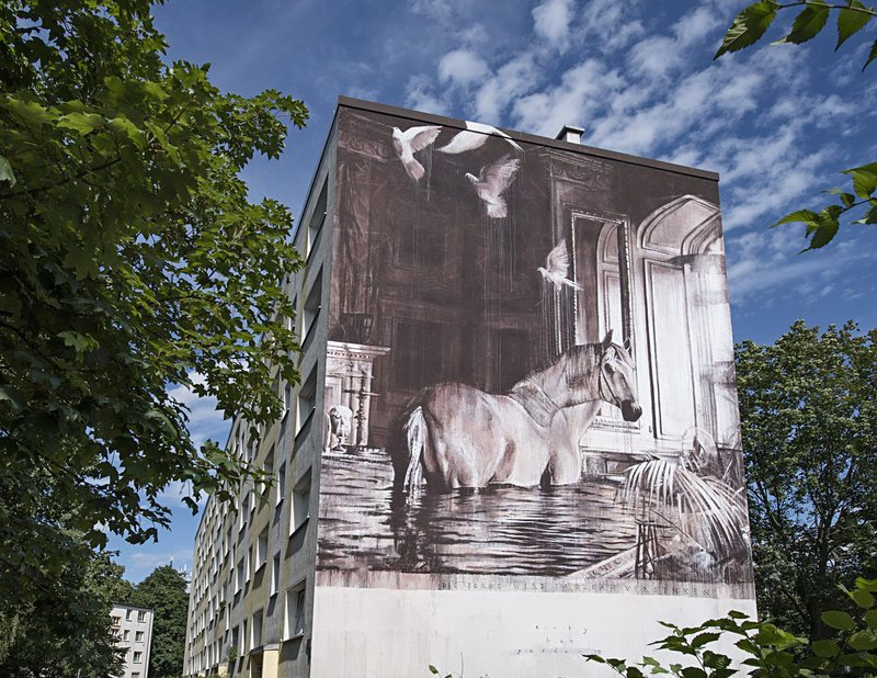 ONE WALL by Ricky Lee Gordon / Berlin, Germany