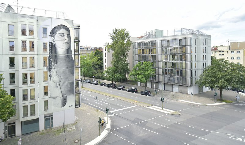 ONE WALL by Nicolas Sanchez / Berlin, Germany