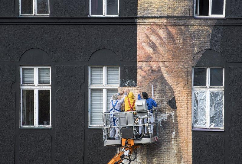 ONE WALL by Julien de Casabianca / Berlin, Germany