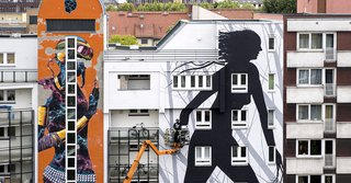 ONE WALL by David de la Mano / Berlin, Germany