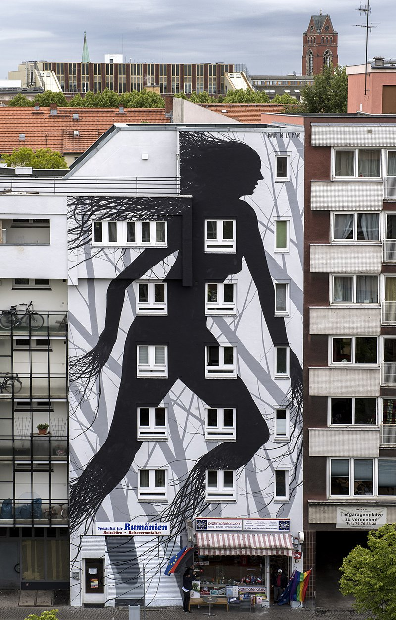 ONE WALL by David de la Mano / Berlin, Germany
