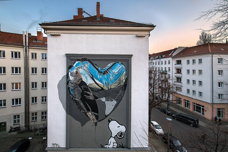 ONE WALL by Fanakapan / Berlin, Germany