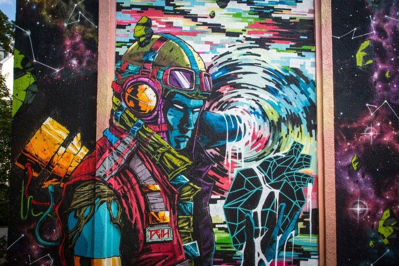 ONE WALL by Deih / Berlin, Germany