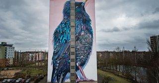 ONE WALL by Collin van der Sluijs & Mr. Super A / Berlin, Germany